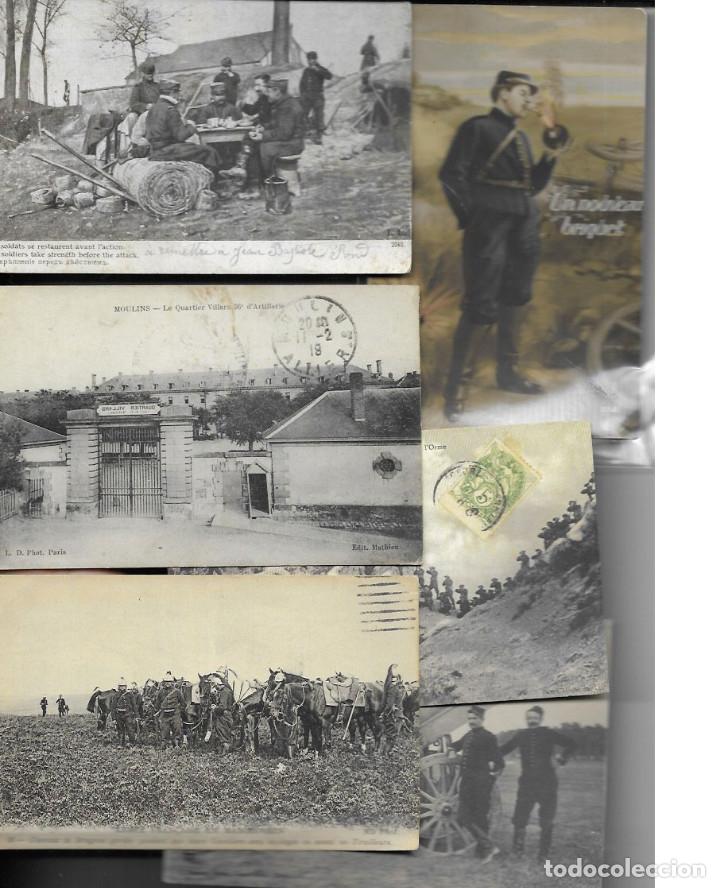 Postales: 60 POSTALES FOTO * GRAN GUERRA 1914 y relacionadas * - Foto 4 - 173989112
