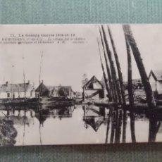 Postales: POSTAL LA GRANDE GUERRE 1914-15-16, HEBUTERNE. Lote 182161027