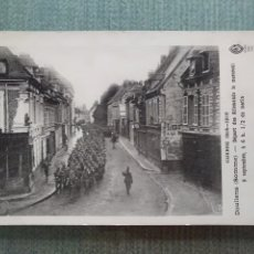 Postales: POSTAL GUERRE 1914-1916 DOULLENS (SOMME). Lote 182164168