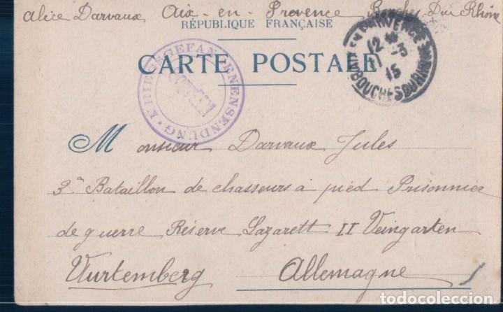 POSTAL REPUBLIQUE FRANCAISE CARTE POSTALE (Postales - Postales Temáticas - I Guerra Mundial)