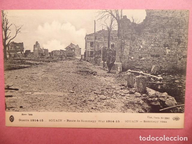 POSTAL 1ª GUERRA MUNDIAL (Postales - Postales Temáticas - I Guerra Mundial)