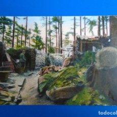 Postales: KRIEGSBILDER CIRCULADA CON CENSURA 1913. Lote 193846347