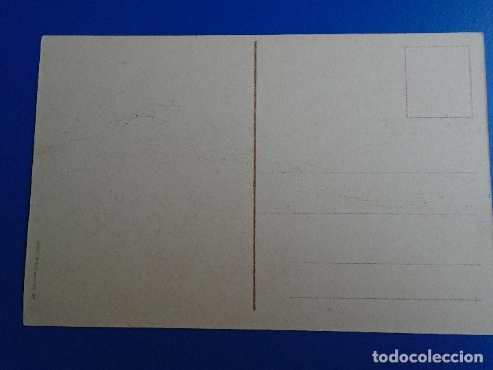 Postales: LA GUERRA EUROPEA 2 COMBATE NOCTURNO EN LAS CALLES DE MULHOUSE NO CIRCULADA - Foto 3 - 193848240