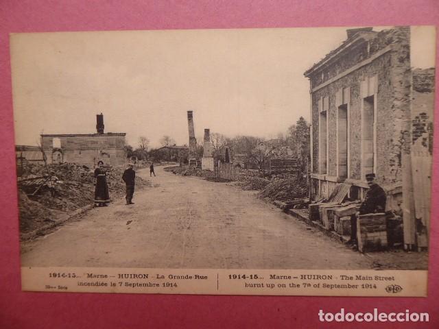 POSTAL GUERRA MUNDIAL, (Postales - Postales Temáticas - I Guerra Mundial)