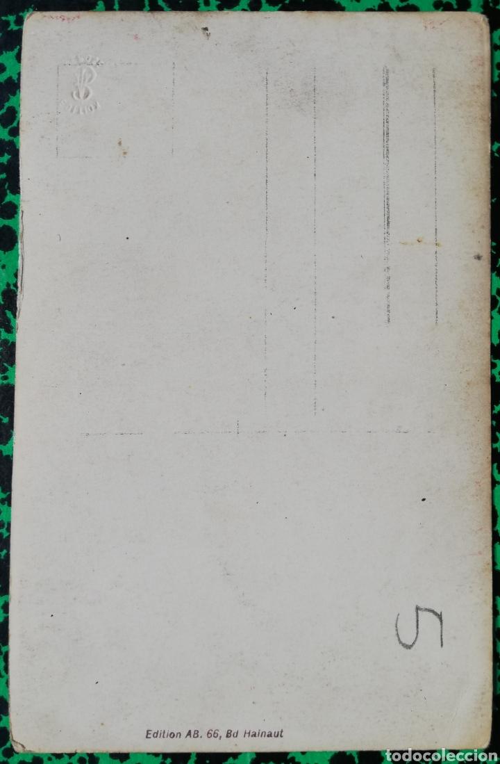 Postales: Militar - ADOLESCENTE - Foto de estudio - SIN CIRCULAR - HAINAUT - PJRB - Foto 2 - 196324671