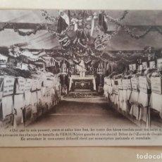 Postales: POSTAL ANTIGUA. PRIMERA GUERRA MUNDIAL. ESCRITA. Lote 197421448