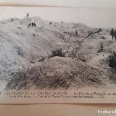 Postales: POSTAL ANTIGUA. PRIMERA GUERRA MUNDIAL.LAS RUINA DE LA GRAN GUERRA. SIN USAR. Lote 197421640