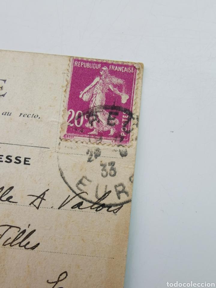 Postales: Postal Barco, La Division Guepratte Dardanelles. Ligue Maritime et Colonial. 1933 E. Chambrelent Cia - Foto 5 - 208937985