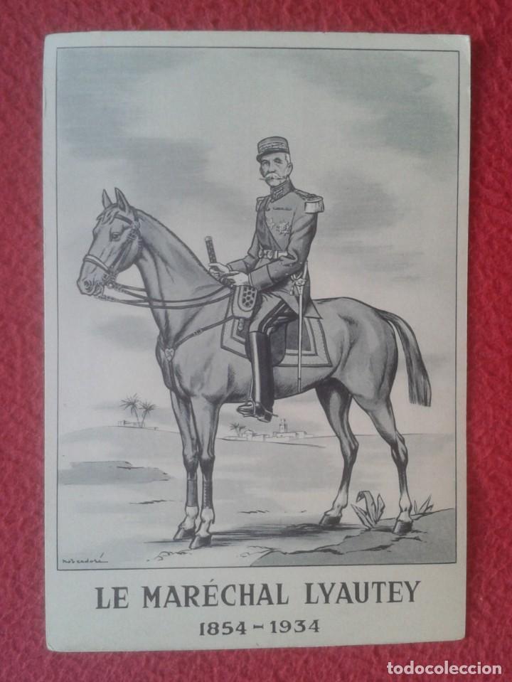 POST CARD EL MARISCAL LE MARÉCHAL LYAUTEY 1854 1934 FRANCIA FRANCE MILITAR EJÉRCITO ARMY WAR GUERRE (Postales - Postales Temáticas - I Guerra Mundial)