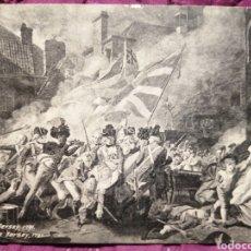 Postales: BATALLA OF JERSEY 1781. Lote 221849058