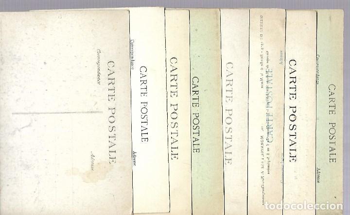 Postales: LOTE DE 14 -POSTALES ANTIGUAS - DE LA GUERRA MUNDIAL DE 1.914 DE LA BATALLA DE LA MARNE -NUEVAS - Foto 15 - 222272316