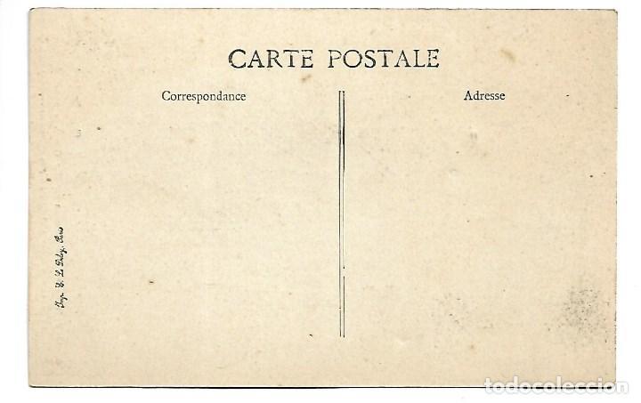 Postales: LA GUERRA MUNDIAL DE 1.914 DE LA BATALLA DE LA MARNE -BENDICEN MONUMENTO A MAURUPT EL 11-9-1.915 - Foto 2 - 222276508