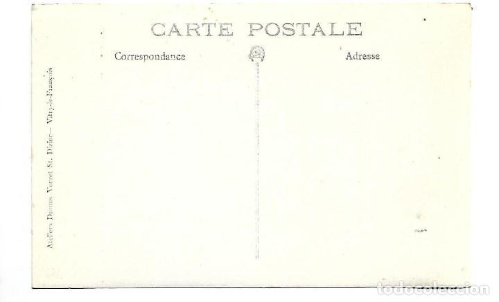 Postales: LA GUERRA MUNDIAL DE 1.914 DE LA BATALLA DE LA MARNE MISA CON REPRESENTACION MILITAR- NUEVA - Foto 2 - 222276743