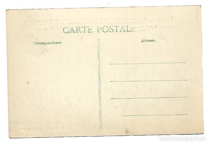 Postales: LA GUERRA MUNDIAL DE 1.914 DE LA BATALLA DE LA MARNE HABITANTES DE UN PUEBLO - Foto 2 - 222278282