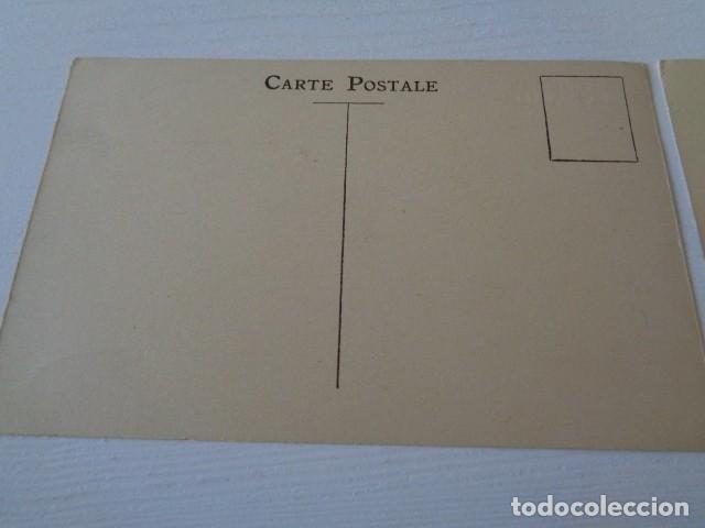 Postales: LOTE 12 POSTALES PROPAGANDA PRO BRITÁNICA, I GUERRA MUNDIAL. EN ESPAÑOL - Foto 6 - 222354990
