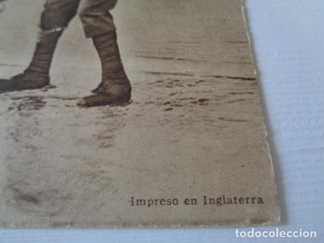 Postales: LOTE 12 POSTALES PROPAGANDA PRO BRITÁNICA, I GUERRA MUNDIAL. EN ESPAÑOL - Foto 7 - 222354990