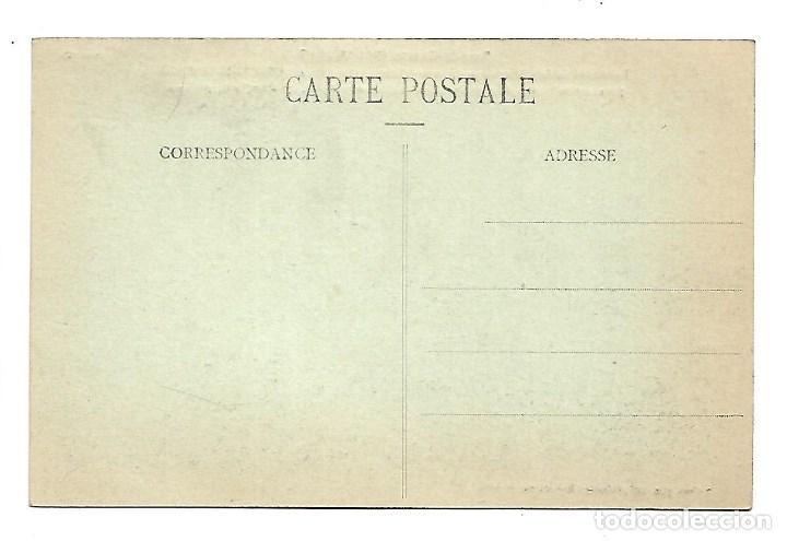 Postales: LA GUERRA MUNDIAL DE 1.914-TUMBAS DE SOLDADOS FRANCESES SOBRE EL CAMPO DE BATALLA DE MAURUPT MONTOIS - Foto 2 - 222366918