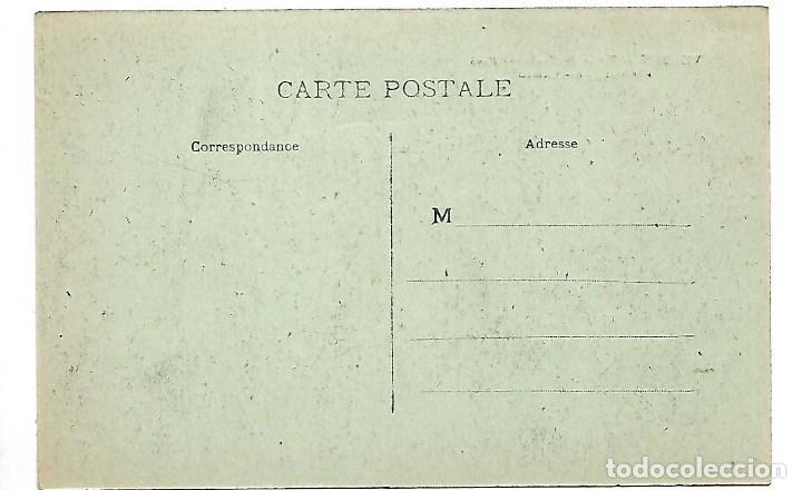 Postales: 3 POSTALES LA GUERRA MUNDIAL DE 1.914- LAS TUMBAS DE LOS SOLDADOS FRANCESES - Foto 5 - 222375416