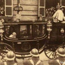 Postais: BRUXELLES- LAVÈNEMENT DU ROI LEOPOLD III - EERST WERELDOORLOG BELGIË BELGIQUE 191418 WWI WWICOLLEC. Lote 232547890