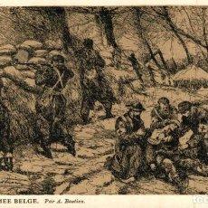 Postais: AUMONIERS- ARMEE BELGE. PAR A.BASTIEN EERST WERELDOORLOG BELGIË BELGIQUE 191418 WWI WWICOLLECTION. Lote 232549125