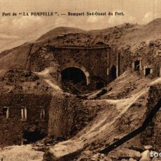 Cartes Postales: FORT DE LA POMPELLE. GUERRE FRANCE 191418 WWI WWICOLLECTION. Lote 232550680