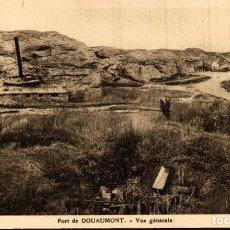 Cartes Postales: FORT DE DOUAMONT, VUE GÉNÉRALE. GUERRE FRANCE 191418 WWI WWICOLLECTION. Lote 232551120