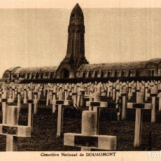 Cartes Postales: CIMETIÉRE NATIONAL DE DOUAMONT. GUERRE FRANCE 191418 WWI WWICOLLECTION. Lote 232551290