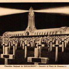 Cartes Postales: CIMETIÉRE NATIONAL DE DOUAMONT, PHARE. GUERRE FRANCE 191418 WWI WWICOLLECTION. Lote 232551310