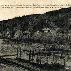Cartes Postales: LE FORT DE VAUX. GUERRE FRANCE 191418 WWI WWICOLLECTION. Lote 232552070