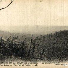 Cartes Postales: LA TROUÉE DE VAILLY. GUERRE FRANCE 191418 WWI WWICOLLECTION. Lote 232552185