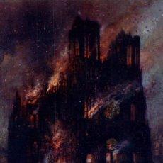 Postais: CATHÉDRALE DE REIMS. GUERRE FRANCE 191418 WWI WWICOLLECTION. Lote 232552460