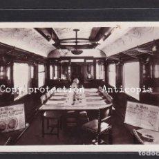 Postales: POSTAL DE FRANCIA - FORET DE COMPIEGNE - INTERIEUR DU WAGON DU MARÉCHAL FOCH 11 NOVEMBRE 1918.. Lote 242480950