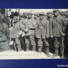 Postales: CASABLANCA (GUERRA 1914) PRISIONEROS ALEMANES - CIRCULADA. Lote 252692570