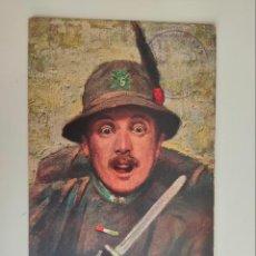 Postales: POSTAL ITALIANA 1ª GUERRA MUNDIAL. REGGLIMENTO ARTIGLERIA A CABALLO. 1915. Lote 254251120