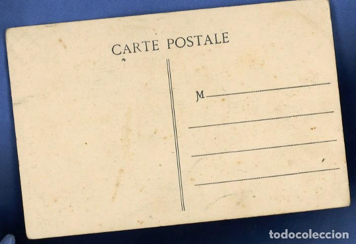 Postales: Antigua postal del general Joffre. 1ª GM - Foto 2 - 254538675