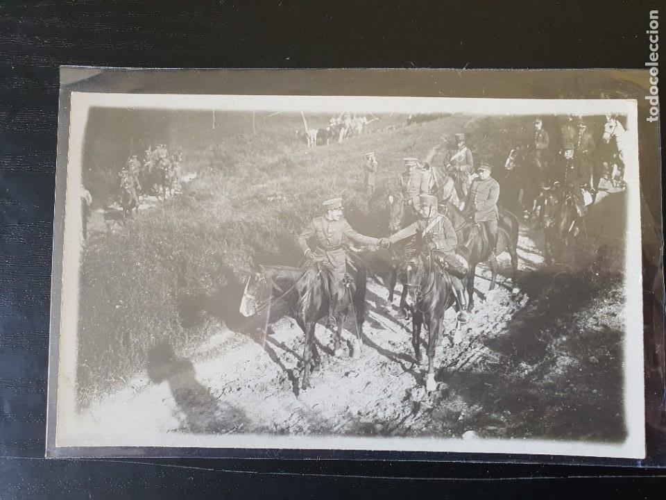 FOTOPOSTAL DE SOLDADOS PARTICIPANTES EN LA PRIMERA GUERRA MUNDIAL (Postales - Postales Temáticas - I Guerra Mundial)