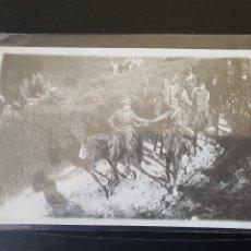 Postales: FOTOPOSTAL DE SOLDADOS PARTICIPANTES EN LA PRIMERA GUERRA MUNDIAL. Lote 254795135