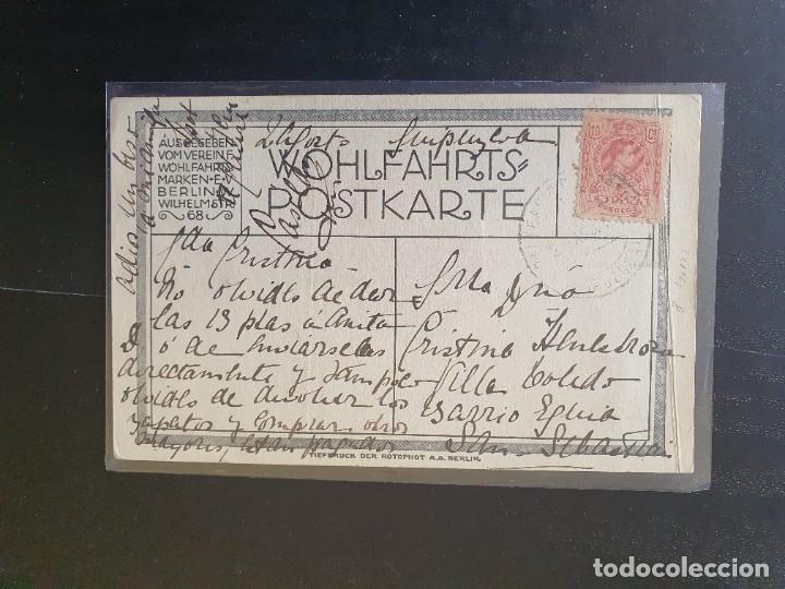 Postales: GENERAL VON FALKENHAYN, - Foto 2 - 254805355