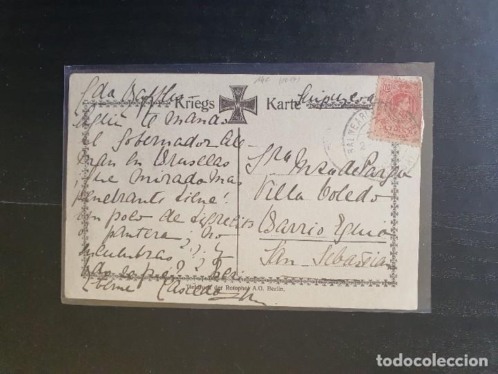 Postales: GENERAL VON BESELER - Foto 2 - 254805550