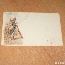 Postales: POSTAL DE REGIMENT DU GENIE. Lote 255500660