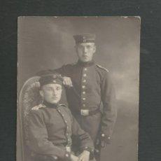 Postales: ANTIGUA POSTAL FOTOGRAFICA ORIGINAL PRIMERA GUERRA MUNDIAL FECHADA EN 1917. Lote 268797239