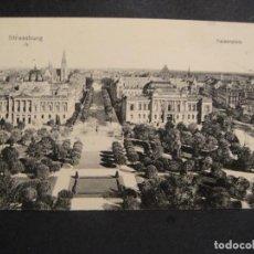 Postales: POSTAL CIRCULADA ALEMANIA 1ª GUERRA MUNDIAL - SELLO UNIDAD MILITAR - AÑO 1917. Lote 277289843