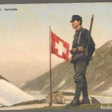 Postales: .02766 POSTAL ANTIGUA GRENZBESETZUNG 1914 OCCUPATION DES FRONTIERES, MUY BUEN ESTADO. Lote 278679528
