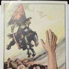 Postales: TARJETA POSTAL SIN CIRCULAR DE USA 1914 ANTI GUERRA. Lote 293297208