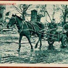 Postales: ANTIGUA PÒSTAL DE LA DIVISION AZUL ESPAÑOLA EN RUSIA. Lote 1828130