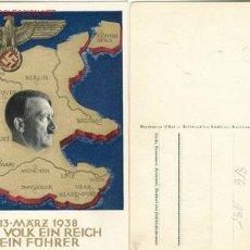 Postales: POSTAL DE HITLER 1938. Lote 2811018