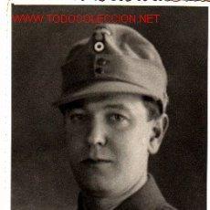 Postales - Foto-postal de militar aleman. - 18469497
