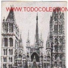 Postales: POSTAL ALEMANA ANTIALIADA, EN CASTELLANO, ORIGINAL. Lote 571478