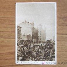 Postales: POSTAL DE RIGA EN RUINAS. ALEMANIA. Lote 25640508