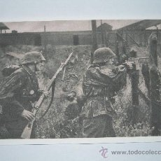 Postales: POSTAL WAFFEN SS(REPRO.). Lote 26753937